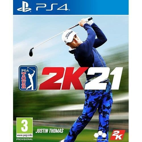PGA Tour 2K21 PS4 Game